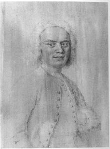 Portret van Hendrik de Winter (1717-1790)
