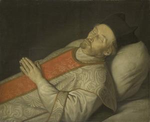 Portret van Johannes Puttkammer (1600-1671)
