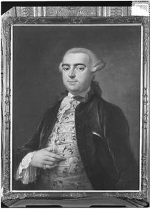 Portret van Gerard van Minninghen ( -1805)
