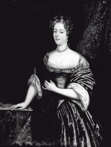 Portret van Josina Susanna van Welvelde (?-1689)