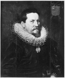 Portret van Adriaan Teding van Berkhout (1571-1620)