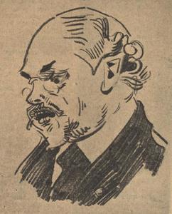 Portret van Eliza Johannes de Meester (1860-1931)