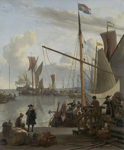 Het IJ voor Amsterdam