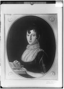 Portret van Margaretha Rutgers (1770-1836)
