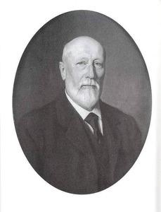Portret van Gerrit van der Pot (1844-1918)