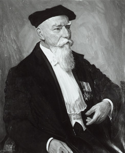 Portret van Johannes Severijn (1883-1966)