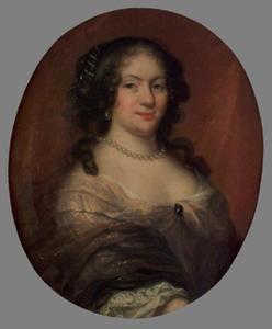 Portret van Märta Sparre (1648-1703)