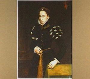 Portret van de gravin de Beauffort (?-?)