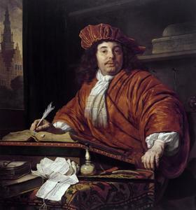 Portret van Daniel Bernard (1626-1714)
