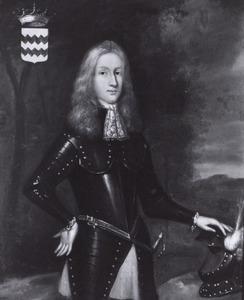 Portret van een man, mogelijk Frederik van Renesse van Moermont  (?-1680)