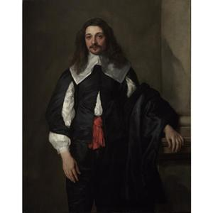 Portret van  Pompone II de Bellièvre, seigneur de Grignon (1606-1657), ambassadeur van Frankrijk in Londen