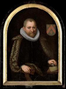 Portret van Gerrit Willemsz. van Schoterbosch (....-....)