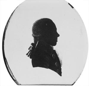 Portret van David Bierens (1760-1817)