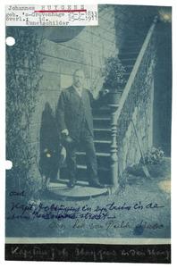 Portret van Johannes Huygens (1833-1911)