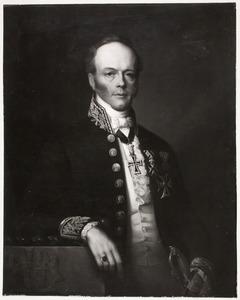 Portret van Otto Baron van Wassenaer (1795-1858)