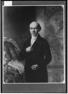 Portret van Samuel Philippus Lipman (1802-1871)