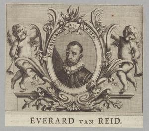 Portret van Everard van Reid (.... -1602)
