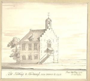 Harderwijk, het stadhuis