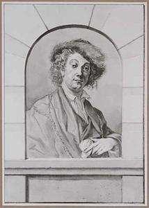 Portret van Anthon Schoonjans (...-1726)
