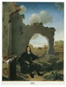 Portret van Pieter Claasz Uyl (?-1693)