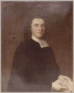 Portret van François Bekius (1726-1803)