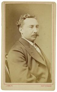Portret van Jan Jacob Havelaar (1829-1907)