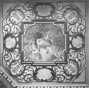 Jupitter, Apollo en Abundantia