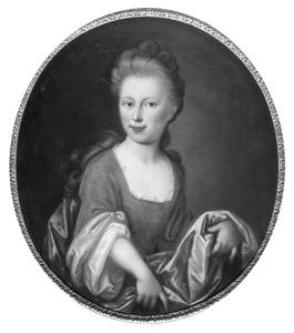 Portret van Maria Rijswijck (1698-1785)