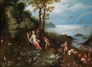 Allegorie van het water