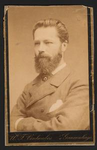 Portret van Otto Eerelman (1839-1926)