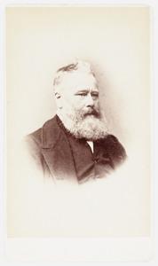 Portret van Boele Jacobus de Kok (1811-1882)