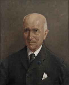 Portret van Cornelis Adriaan Pieter van Stolk (1857-1934)