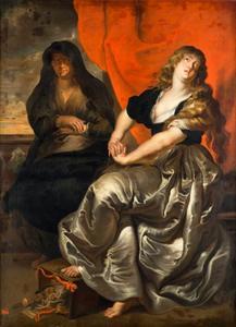 De berouwvol Magdalena