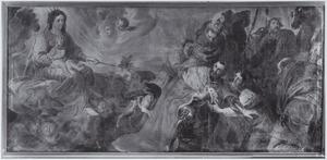 De legende van de O.L.V Kerk te Alsemberg: de H. Maagd vermaant hertog Jan III van Brabant