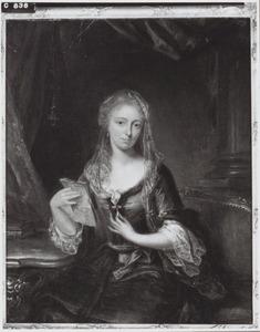 Portret van Anthonetta van Schuylenburch (1722-1786)