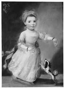 Portret van Christina Henrietta Jacoba van Staveren (1773-1789)
