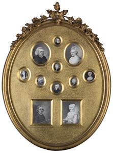 Elf miniaturen