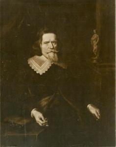 Portret van Jakob von Hensberg, juwelier te Frankfurt am Main