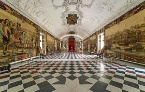 Twaalf tapijten met de overwinningen van Christiaan V gedurende de Skaanse oorlog, 1675-1679