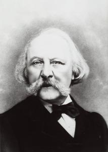 Portret van Johannes Philippus Neeb (1823-1901)