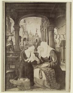 Maria met kind  en de H. Anna