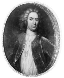 Portret van Jacob de Bie (1681-1719)