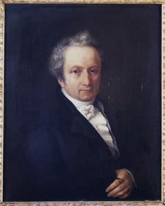 Portret van Henricus Petrus van Leersum (1763-1854)