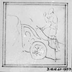 Romeinse strijdwagen