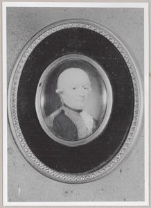 Portret van Johannes Jacobus baron van Coehoorn (1734-1785)