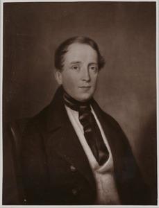 Portret van Carel Anne Adriaan van Pallandt (1810-1883)