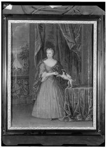 Portret van mogelijk Maria van Nassau -Zuylestein ( -1765)
