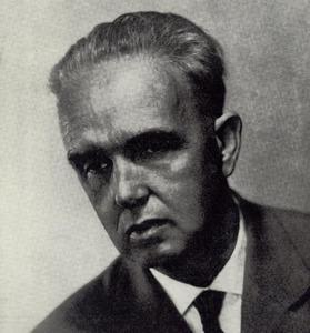 Portret van Stane Kregar