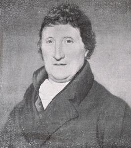Portret van Johannis Lambert ( -1837)