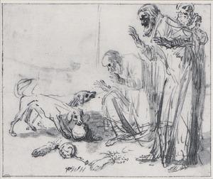 De ontdekking van de stoffelijke resten van Izebel (2 Koningen 9:35)